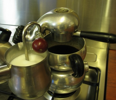 Atomic Coffee Maker How To Use : atomic